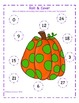 Halloween Multiplication Roll and Cover