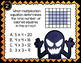 Halloween Multiplication Task Cards ★ 3rd Grade Multiplication Task Cards ★ FALL