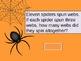 Halloween Multiplication Word Problem Powerpoint