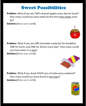Halloween Multiplication and Division