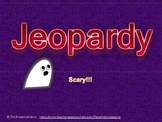 Halloween Multiplication and Division Jeopardy Game
