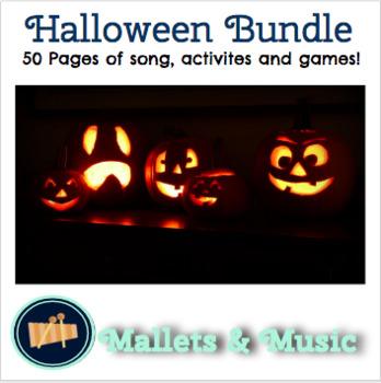 Halloween Music Bundle