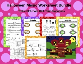 Halloween Music Bundle