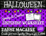 Halloween Music: Danse Macabre Listening Worksheet