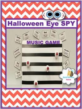 Halloween Music Game
