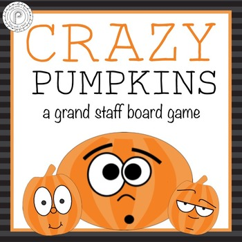 Halloween Music Game: Grand Staff and Piano Keys