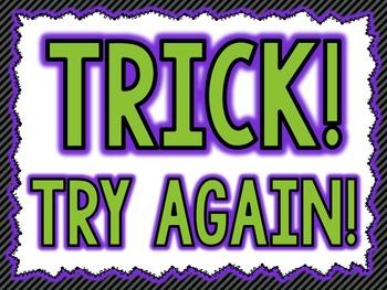 Halloween Music Game: Monster Mash Candy Bash