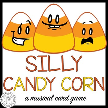 Free! Halloween Music Game: Silly Candy Corn
