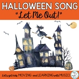 """Halloween Music """"Let Me Out!"""" Song, Activities, Actions Mp"""