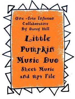 Halloween Music- Little Pumpkin Music Duo