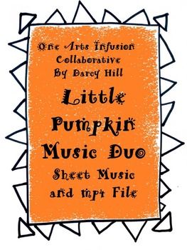 Halloween Music- Little Pumpkin Music Duo