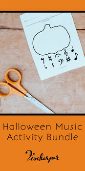 Halloween Music Packet