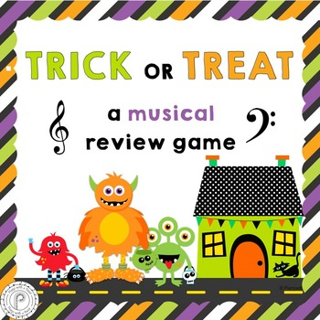 Halloween Music Review Game