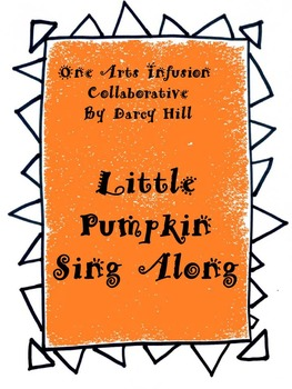 Little Pumpkin: Halloween Music Sing Along mp4 File