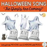 "Halloween Music: ""The Ghosts Are Coming!"" Song, Activities"