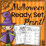 Halloween Music Worksheets {Ready Set Print!}