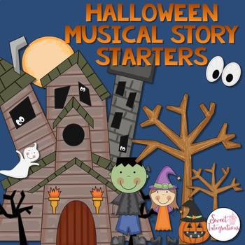 Halloween Musical Stories