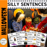 Halloween Sentence Construction