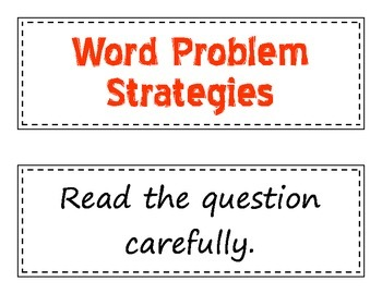 Halloween Mysteries - Word Problems