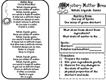Halloween Mystery Brew...A Matter Investigation