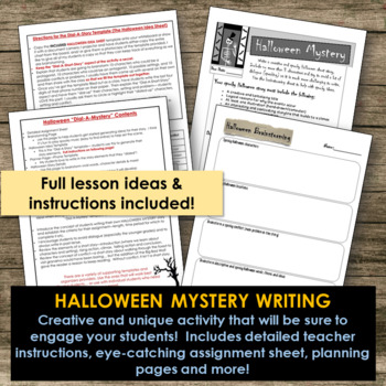 a creative writing of the case an original mystery Writing creative texts,  creative writing overview  test yourself on commissioned writing recreations of original texts.