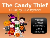 Distance Learning Critical Thinking Mystery Activity: The