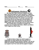 Halloween Mystery Lab