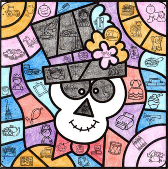 Halloween Mystery Picture Blends BUNDLE