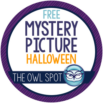 Halloween Mystery Picture