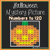 Halloween Mystery Picture-Numbers to 120