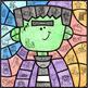 Halloween Mystery Picture ~ S Blends ~ Frankenstein