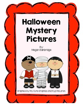 Halloween Mystery Pictures