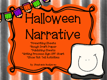 Halloween Narrative