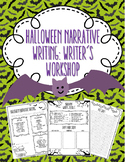 Halloween Narrative Writing: Writer's Workshop