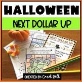 Halloween  Worksheets Next Dollar Up