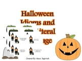 Halloween Non-literal language, Multiple Meaning, and Directions