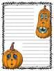 Halloween Notebook Paper