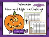 Halloween Noun & Adjective Challenge