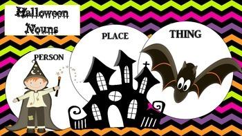 Halloween Noun Fun