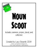 Halloween Noun Scoot