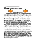Halloween Noun Worksheet