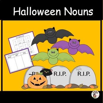 Halloween Nouns