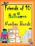 Halloween Number Bonds