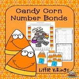 Halloween Number Bonds Games Bundle