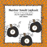 Halloween Number Bonds Lapbook