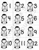 Halloween Activities: Number Cards 1-20