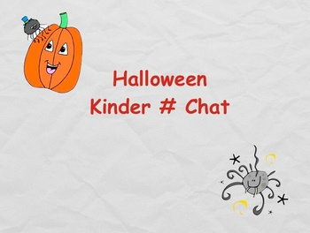 Halloween Number Chat