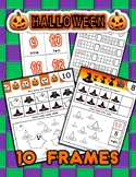 Halloween Number Counting Activities