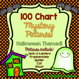 Halloween Number Grid MYSTERY PICTURES {100 Chart, Number