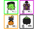 Halloween Number Matching Number Puzzles (1-20)
